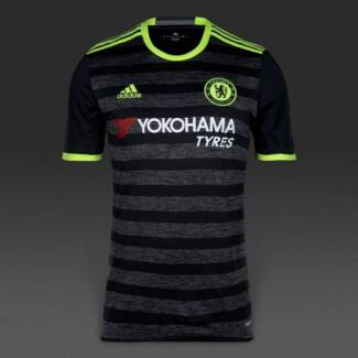 ADIDAS CHELSEA FC******2017 AWAY JERSEY. BNWT! SIZE: MED & LARGE.