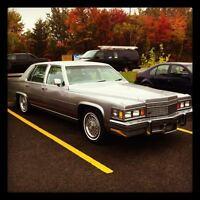 Cadillac Fleetwood Broudham D'Élégance 1979 — 5000$