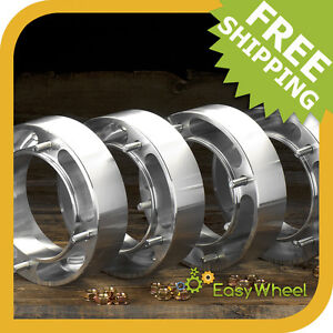 Polaris-wheel-spacers-for-Ranger-Sportsman-RZR-800-ATV-Spacers-2-inch