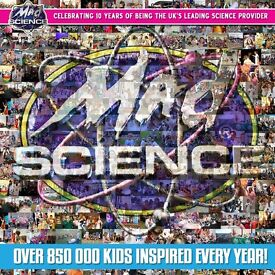 Become a Mad Scientist! - Fun Hands-on science instructor for kids! Starting at £20 an hour!