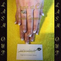 ✨Promo pose d'ongles (Nails) Brossard Dix30