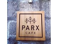 Experienced Chef/Cook and Barista/Counter Assistants required for busy, independent West End Cafe