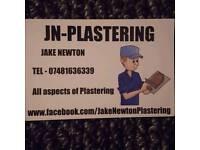 Plasterer Rotherham based