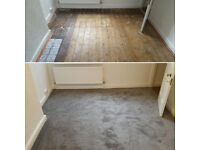 CARPETS, LAMINATES AND VINYLS SUPPLIED & FITTED