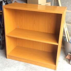 Beautiful piece of furniture large bookcase 81 cm long x 39cm wide x 84cm high