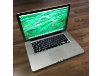 """MacBook Pro 15"""" - 2.53GH - 500gb - charger included"""