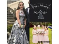 Alterations/seamstress - specialising in bridal and occasionwear