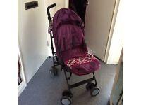 Babies r us berry Loka stroller