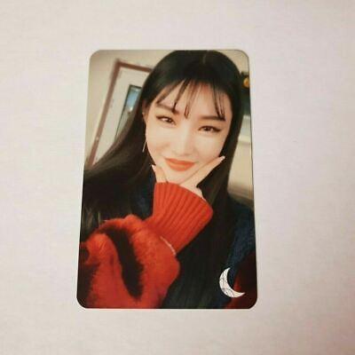 """K-POP CHUNGHA Fan Meeting """"ByulHaRang ChungHaRang"""" Official Limited Photocard"""