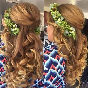 Hair & Makeup Services - wedding, formal, special occasion Camden Park West Torrens Area Preview