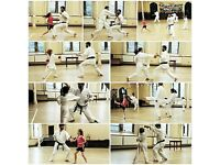 Shotokan Karate Classes for ages 5yrs up