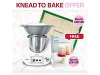 Thermomix - Knead to Bake March offer!