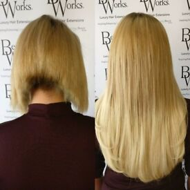 ★ BOURNEMOUTH'S LEADING HAIR EXTENSION SPECIALISTS ★