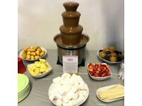 Chocolate Fountain for Parties, Weddings and Events