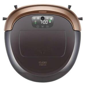 STORE SALE - iCLEBO Omega Robotic Vacuum Cleaner BRAND NEW & SEALED