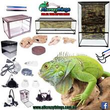 ALLCRAZYTHINGS - FOR ALL YOUR REPTILE NEEDS! Hinchinbrook Liverpool Area Preview