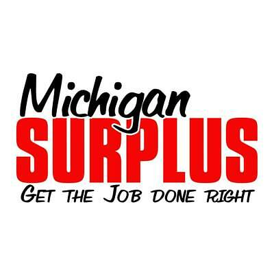 Michigan Surplus Rare Tools Parts