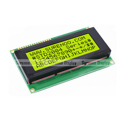 Small 20x4 2004 204 Charactrer Lcd Module Display Screen Lcm Stn W Backlight