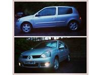 Renault Clio campus sport LOW MILEAGE