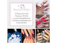 Acrylic Nail Courses and Beauty Courses