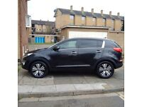 Kia Sportage Axis edition,full extra, 1.7 manual diesel lady owner, quick sale