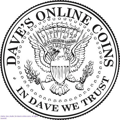 Dave's Online Coins