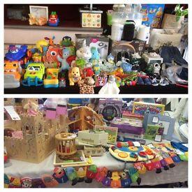 Hampton Mum2mum Market Children and Baby Nearly New Sale