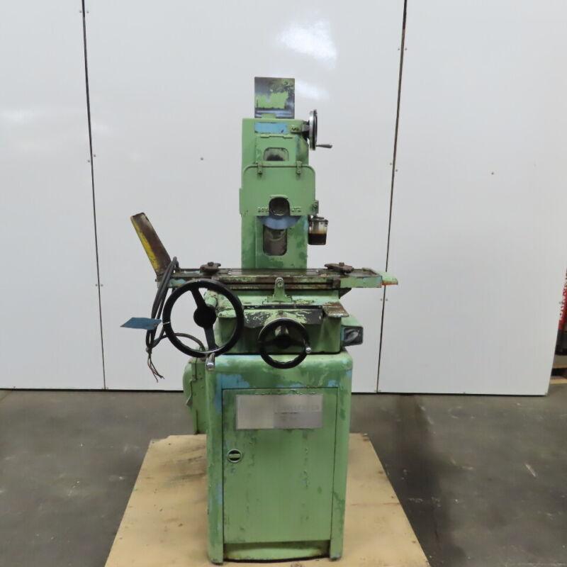 Boyar-Schultz HG12 Challenger 6x12 Hand Feed Surface Grinder 208-230/460V 3Ph