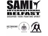Combative Self-defence/Martial-arts Classes in Belfast