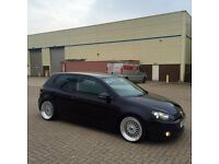 !!! 2009 golf gtd 140 6 speed manual !! K.W coilovers / bbs rs wheels / fully loaded p.x