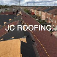 jc roofing。  call 647 7712783