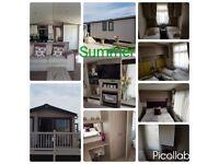 Caravan to rent in Rhyl *Golden Sands*