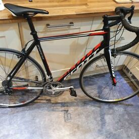 Scott Speedster Road Bike Size Large 56inch Campagnolo LIke New £420