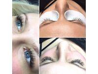 Eyelash Extensions Method 1:1 Only 25£ - full set