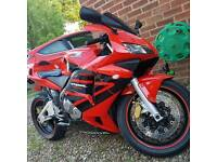 Honda cbr 600rr full mot new tyres ready to enjoy!