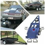 CAR TRAILER HIRE FROM $45 CAGE TRAILER HIRE FROM $30 Ipswich Ipswich City Preview