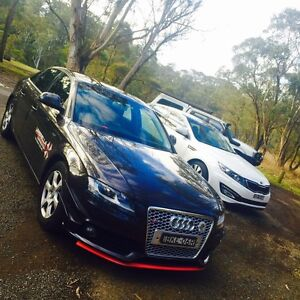 Audi A4 Armidale Armidale City Preview