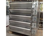 Tom Chandley MK4 15 Tray High Crown Deck Oven