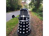full sized motorised Black Dalek