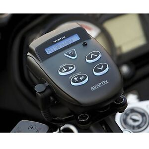 ADAPTIV TPX RADAR LASER DETECTOR MOTORCYCLE 2.0 DETECTION SYSTEM