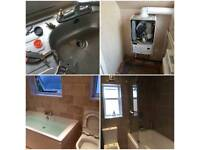 Reliable plumber. GAS SAFE REGISTERED ( All repairs & installations ) NO CALL OUT CHARGES