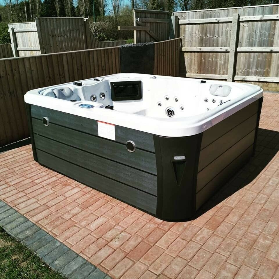Jacuzzi Balboa 2 Places.New Palm Spas Sunrise Luxury Hot Tub Spa 4 Seat American Balboa Free Accessories Delivery Jacuzzi In Chesterfield Derbyshire Gumtree