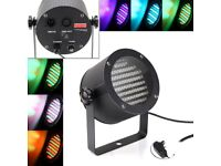 2 X BRAND NEW 25W RGB LED LIGHTING LASER DISCO DJ PARTY LIGHTS (THIS IS THE LAST PRICE)