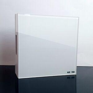 Grothe Gong 8 - 12 V 83 dBA Zweiklang Weiß Türgong Gongs ☆TOP-SELLER☆ (ZB15)