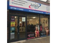 Extensively large shop available to rent
