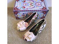 Irregular Choice Shoes - Size 4