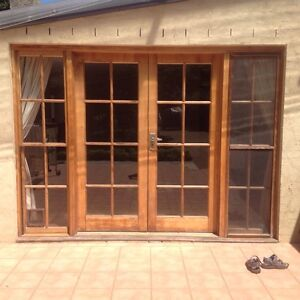 Timber verandah French doors Bowral Bowral Area Preview