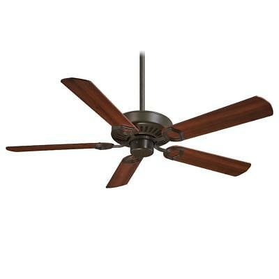 "Oil Rubbed Bronze Table Lamp Collection 54"" 5-Blade Ceiling Fan, used for sale  Shipping to India"