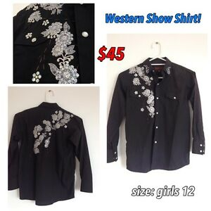 MINIATURE HORSE SHOW GEAR! Western shirts, gloves & more! Cooroy Noosa Area Preview