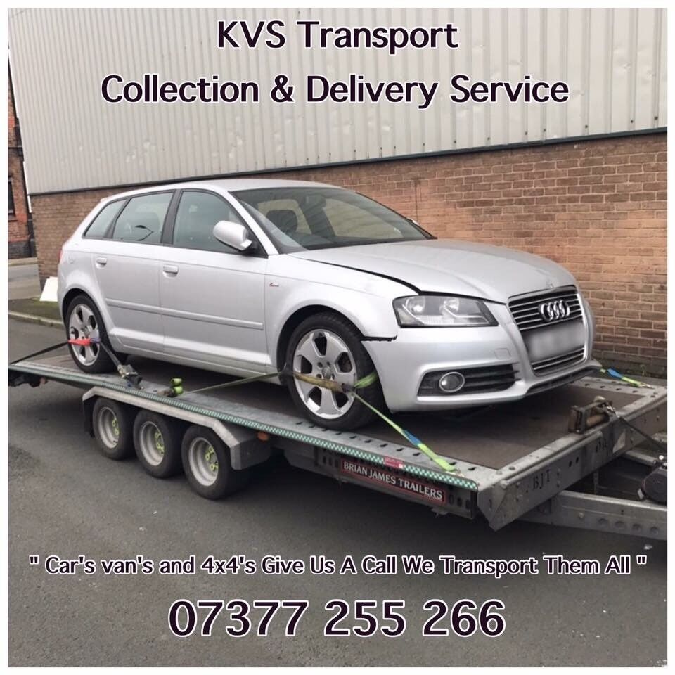 Vehicle collection and delivery service | in Bootle, Merseyside ...